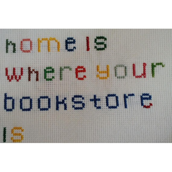 home is where your bookstore is